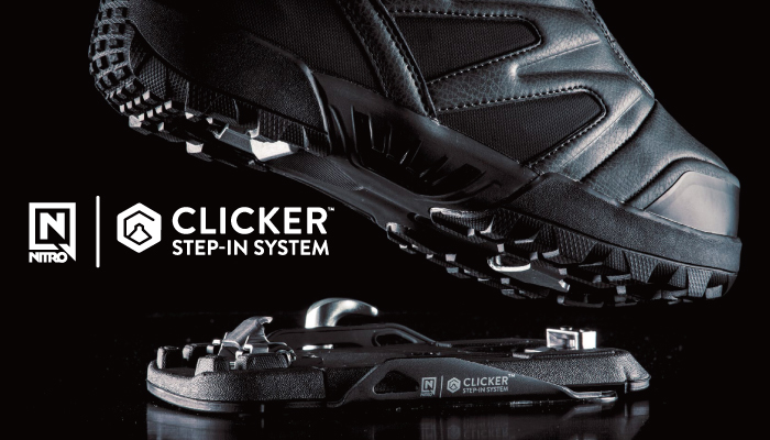 18-19NITRO -CLIKER STEP-IN SYSTEM-