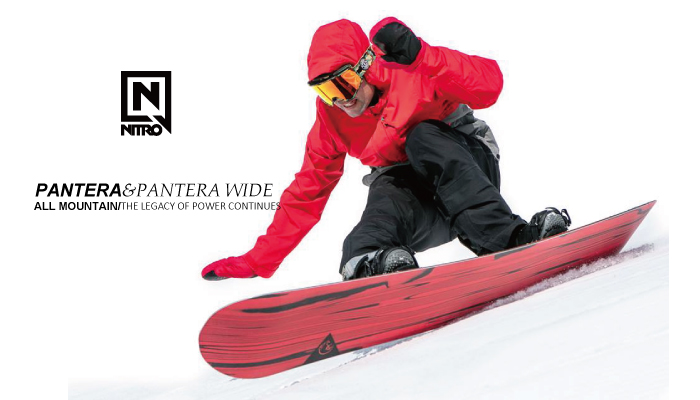 18-19 NITRO-PANTERA & PANTERA WIDE-