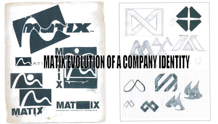 MATIX-EVOLUTION OF A COMPANY IDENTITY