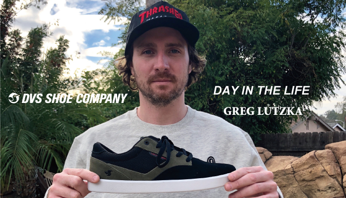 DVS-DAY IN THE LIFE/GREG LUTZKA-