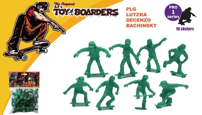 AJ's TOY BOARDERS PRO