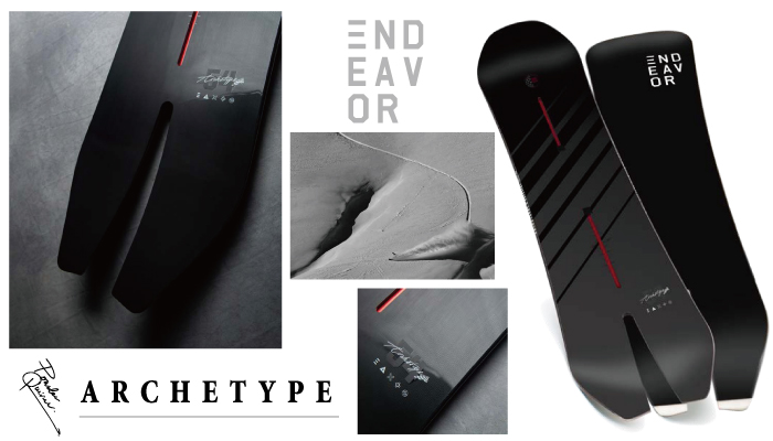 19/20 ENDEAVOR 「ARCHTYPE」