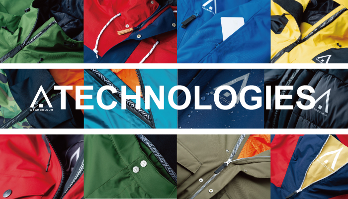 19/20 WEAR COLOUR -TECHNOLOGIES-