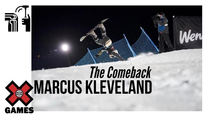 Marcus Kleveland -THE COMEBACK-(字幕入り)