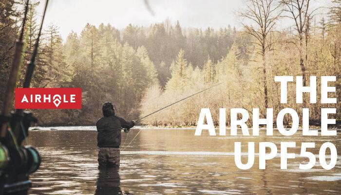 AIRHOLE -日焼け防止効果-