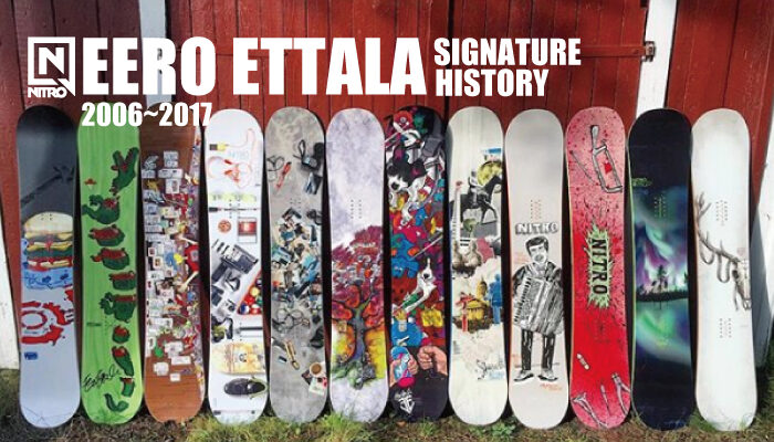 NITRO-Eero Ettala-SIGNATURE HISTORY