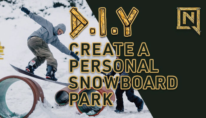 D.I.Y CREATE PERSONAL PARK by Benny Urban