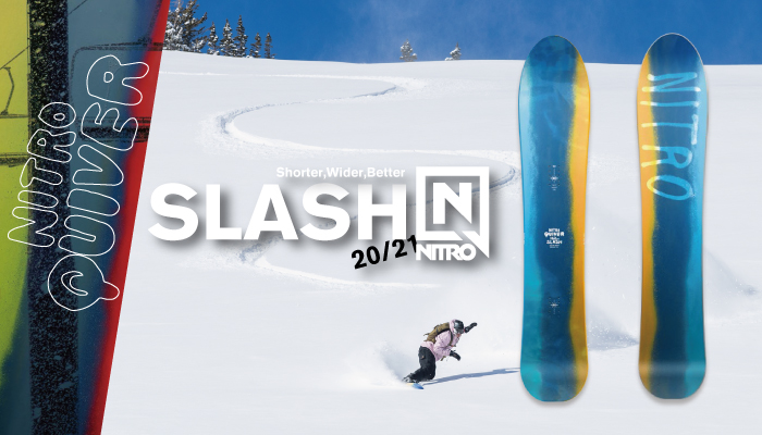 20/21 NITRO QUIVER「SLASH」