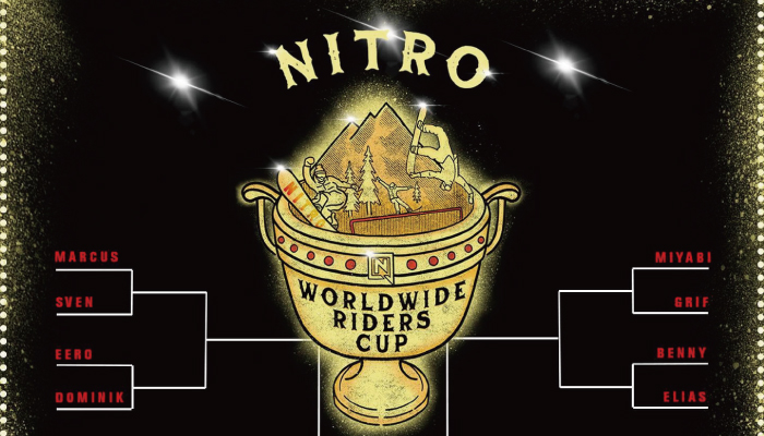 NITRO WORLDWIDE RIDERS CUP