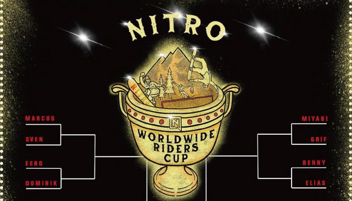 NITRO WORLDWIDE RIDERS CUP