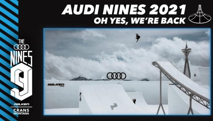 AUDI NINE 2021