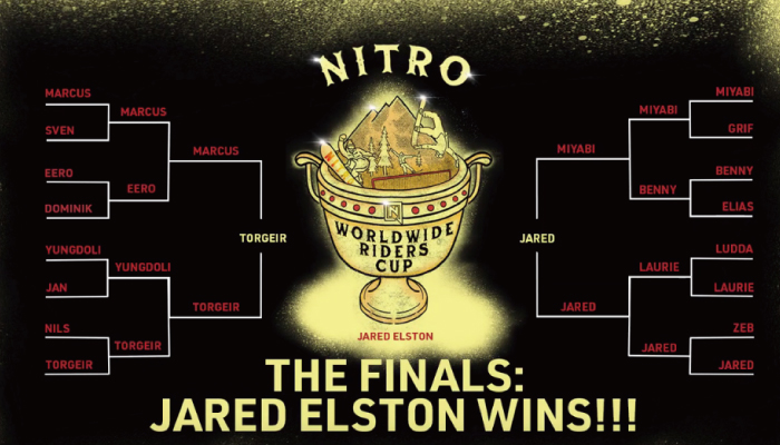 The Nitro Riders Cup:THE FINAL